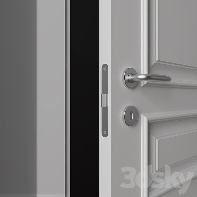 Doors Union porte Liberty part 2