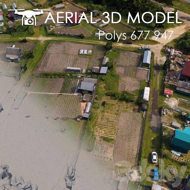 Aerial scan 12