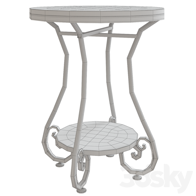 Uttermost 24639 Alayna Contemporary