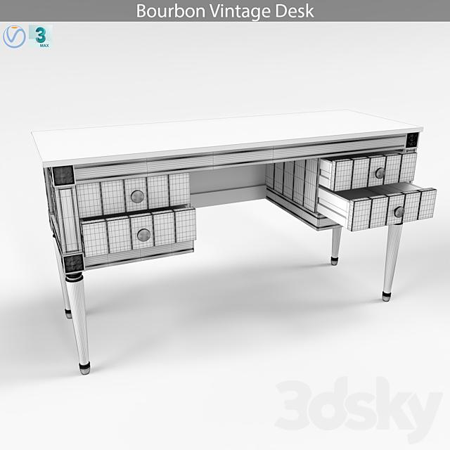 MADE Bourbon Vintage Desk