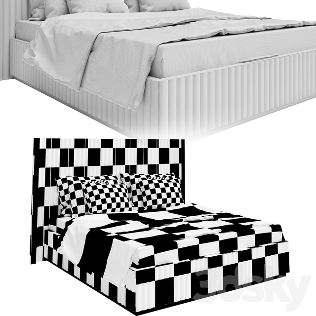 Bed any-home k027