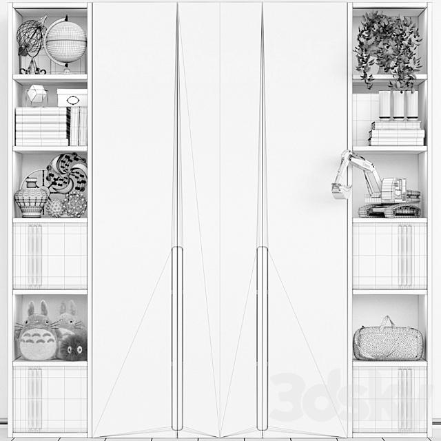 children's wardrobe-75