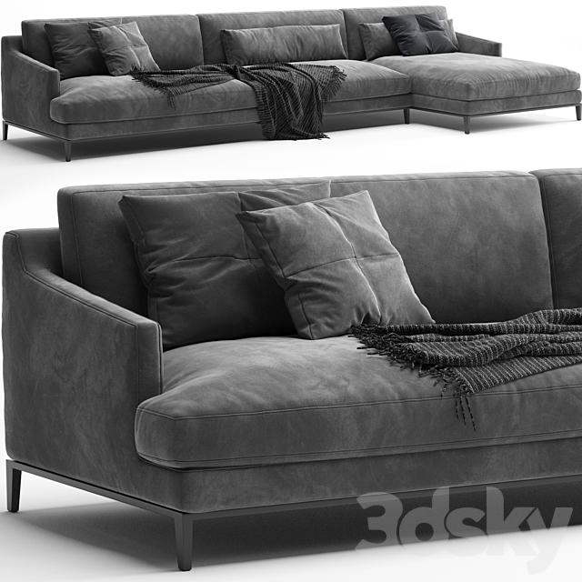Poliform Bellport Sofa B