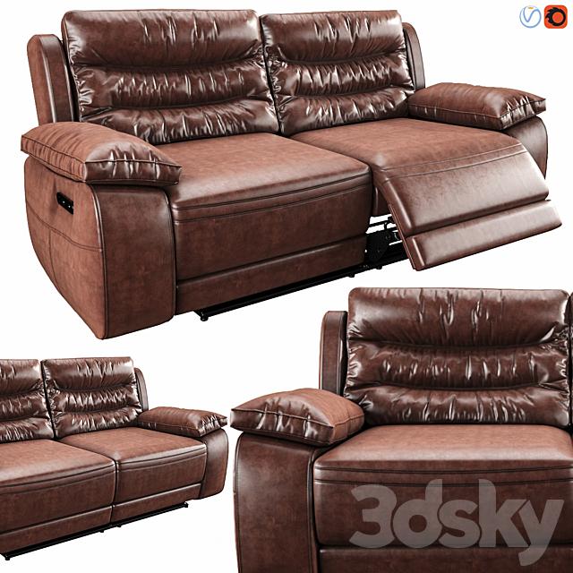Harveys Monterano Recliner Sofa
