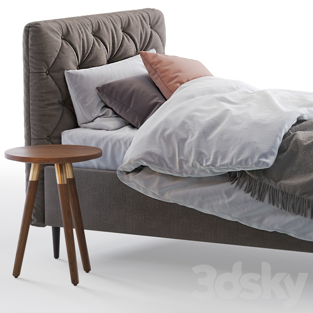 Made skye single bed