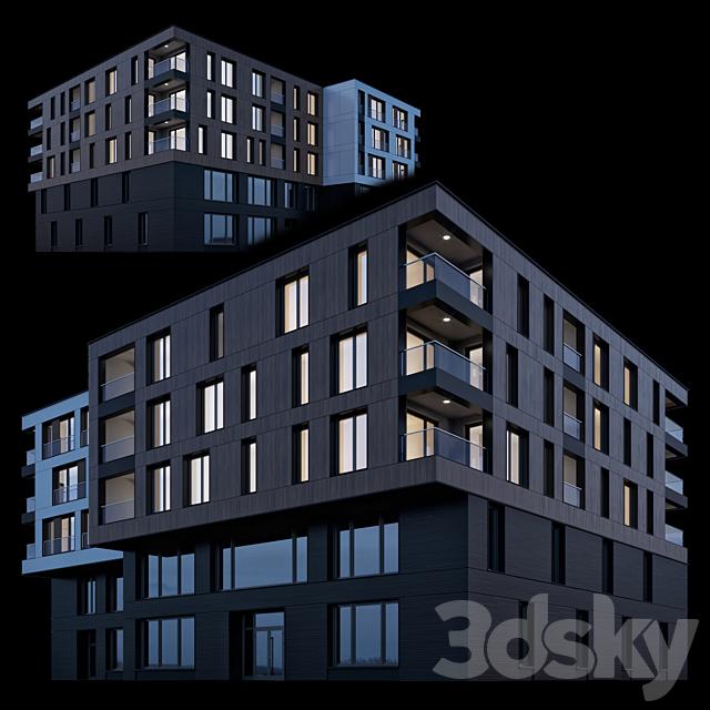 apartment building 7