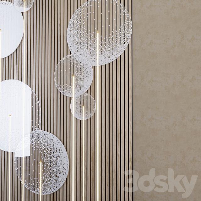 Decorative wall PN32