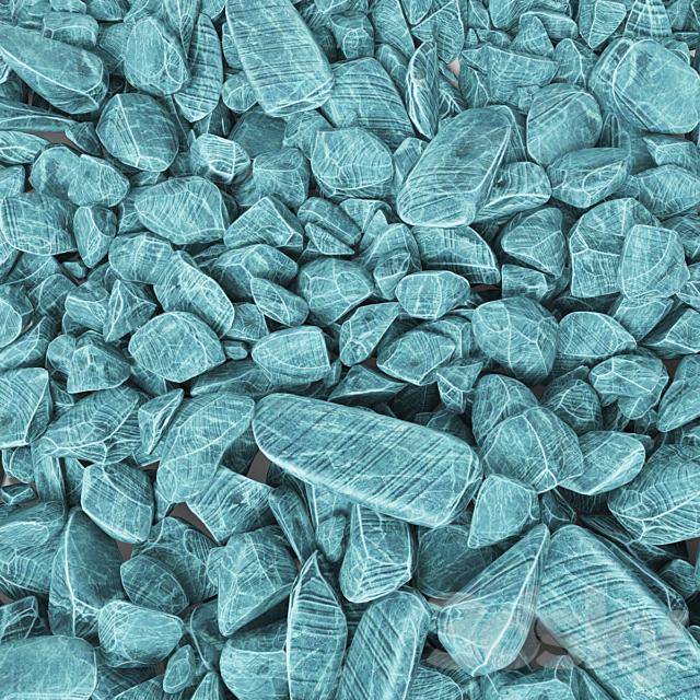 Ice splinterN2 / N2 Ice Shards