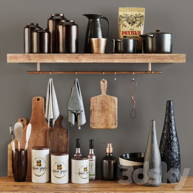 Kitchen Decorative set 031