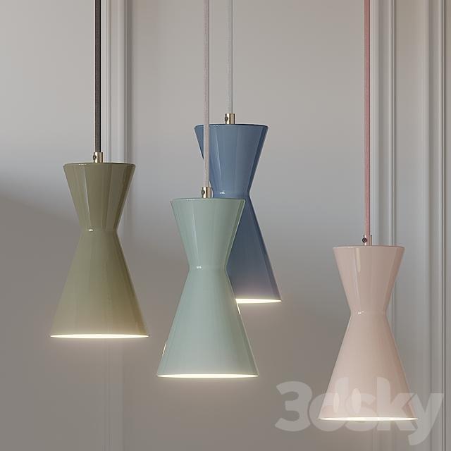 VORA Ceramic Pendant Lamp