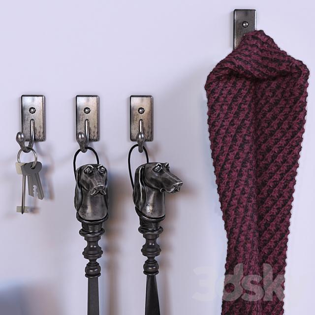 Hallway item set