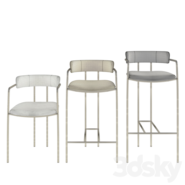 Lenox Chair collections West Elm