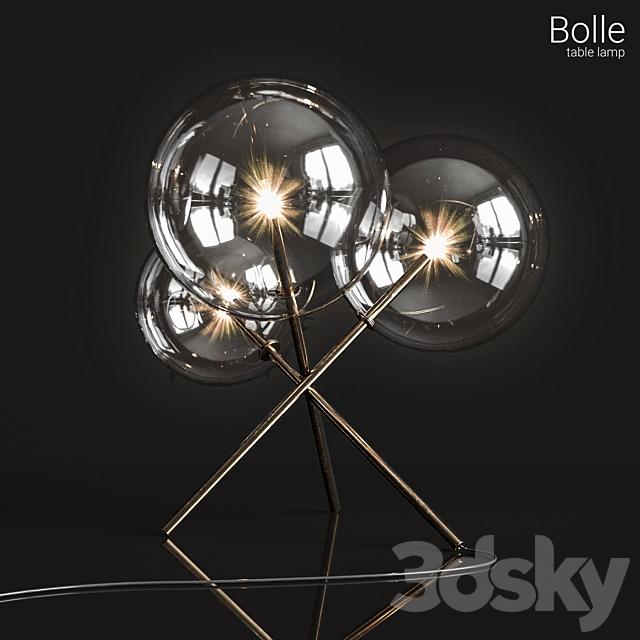Table lamp Gallotti & Radice Bolle