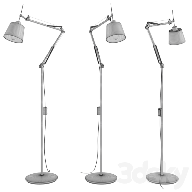 Floor lamp Berlin BoConcept