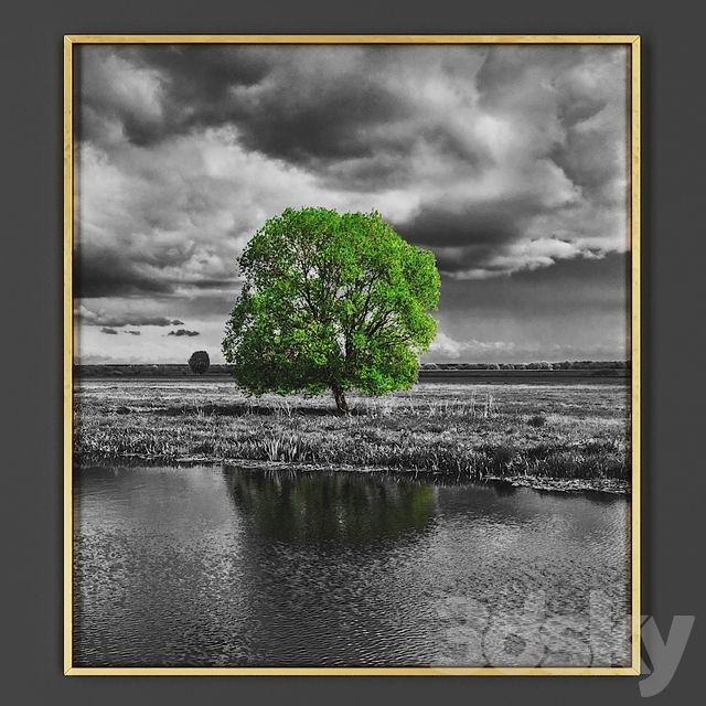 Picture frame 00027-61