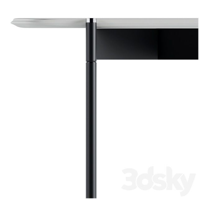 Dining table Augusta BoConcept