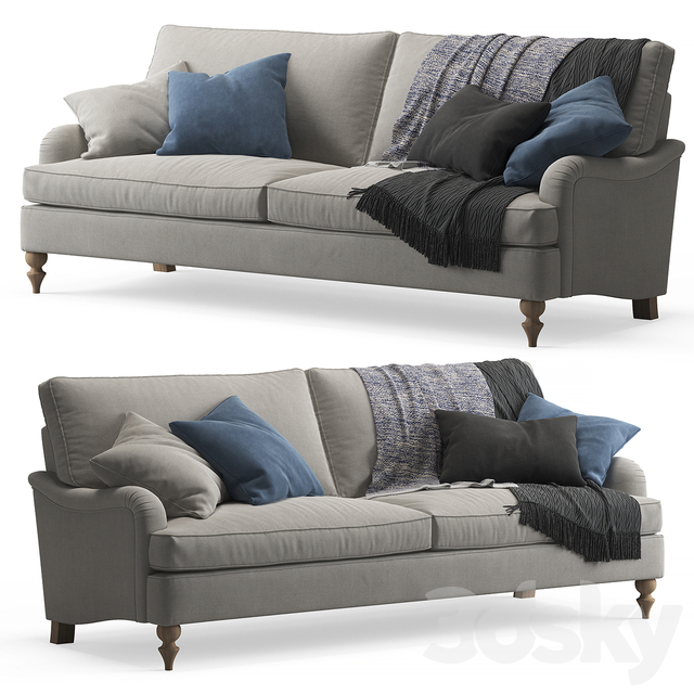 Florence 2-seat Sofa by Love Your Home