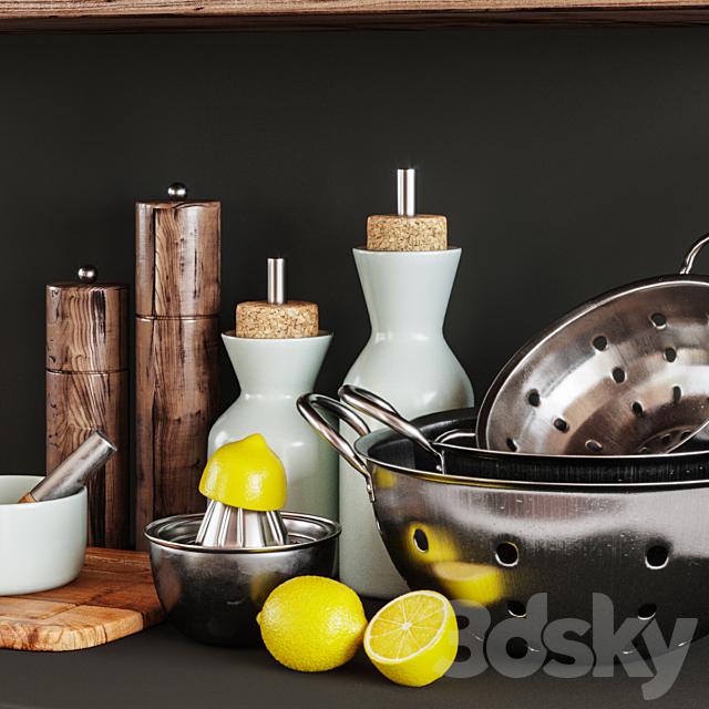 Kitchen Decorative set 044