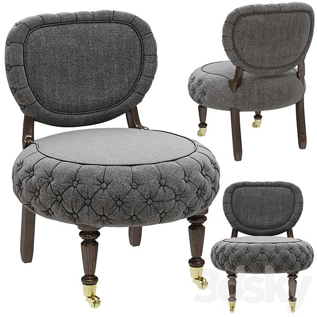 LeHome Barrio Pouffe Chair