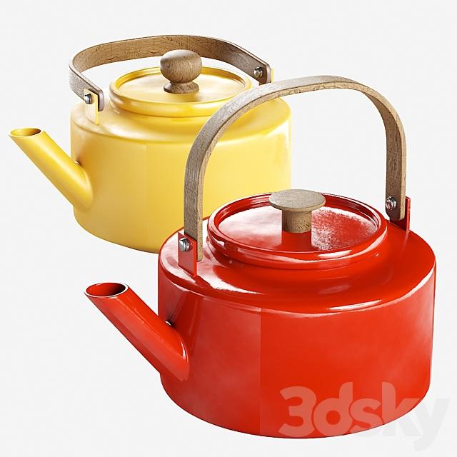 Copco teapot