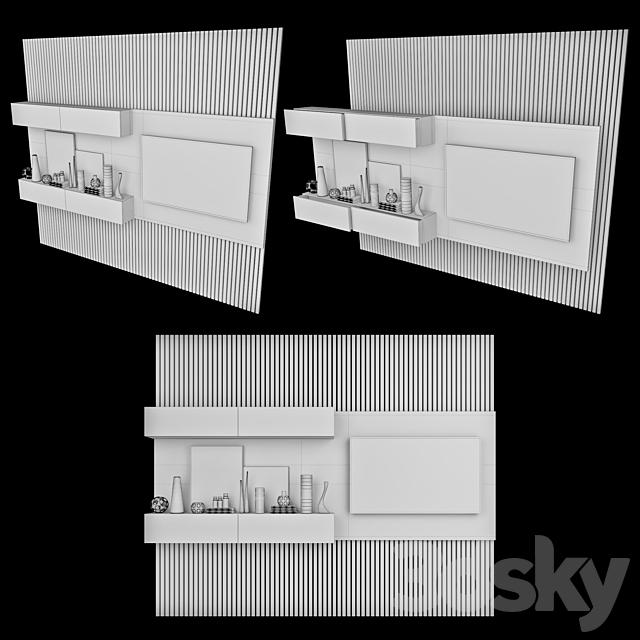 TV Wall | set 34