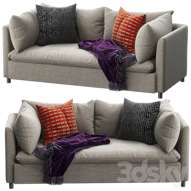 Shelter sofa by West Elm
