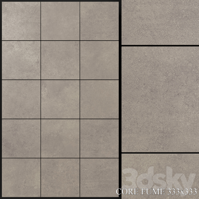 Yurtbay Seramik Core Fume 333x333