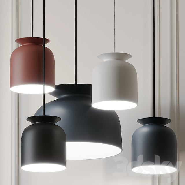Ronde Pendant Light By Oliver Schick
