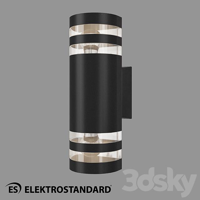 OM Outdoor Wall Light Elektrostandard 1443 TECHNO