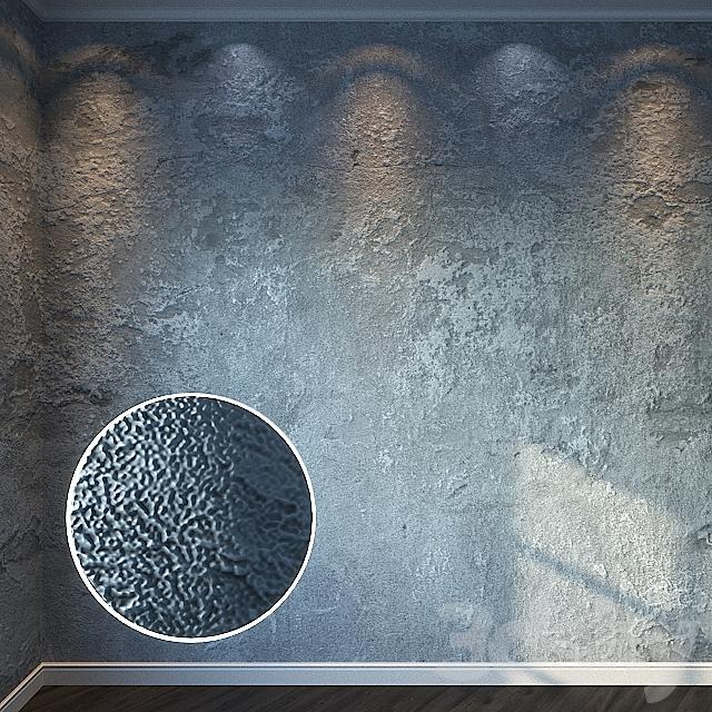 Decorative Plaster 125 - 8K Material