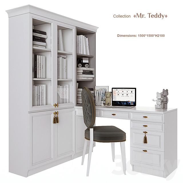 EFI Kid Concept / Mr. Teddy-Workplace_2