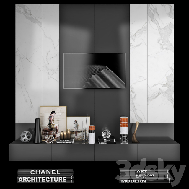 TV Wall | set 35