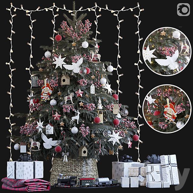 Christmas Tree 6. Corona