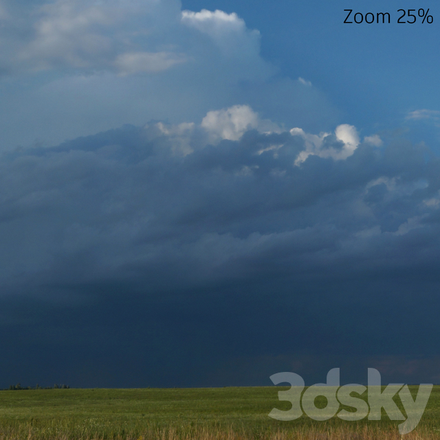 Panorama of the sky, collection No. 4