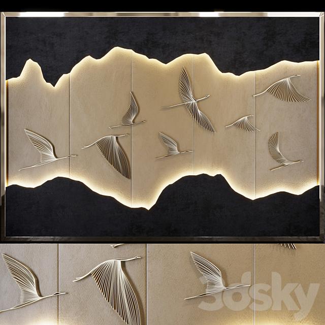 Decorative wall _ PN58