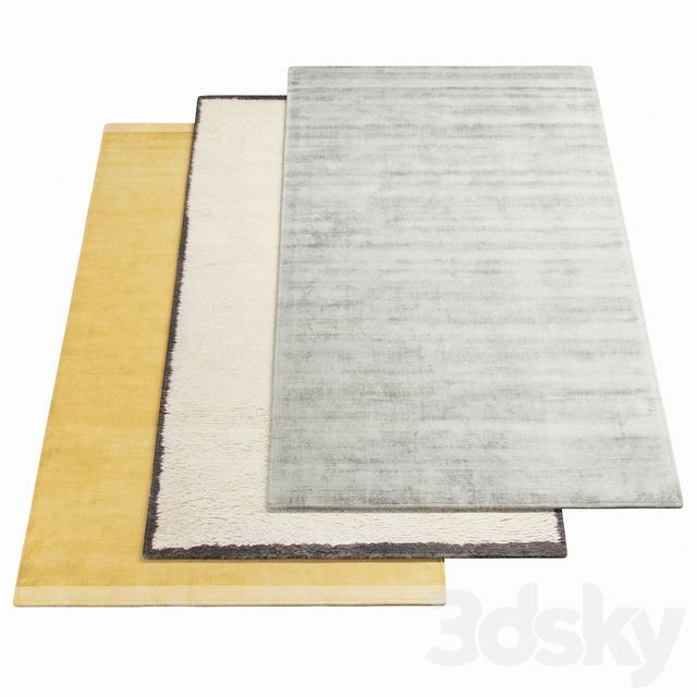 Three AMINI Carpets - 34
