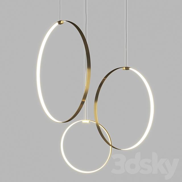 Zero Round Vertical Lights