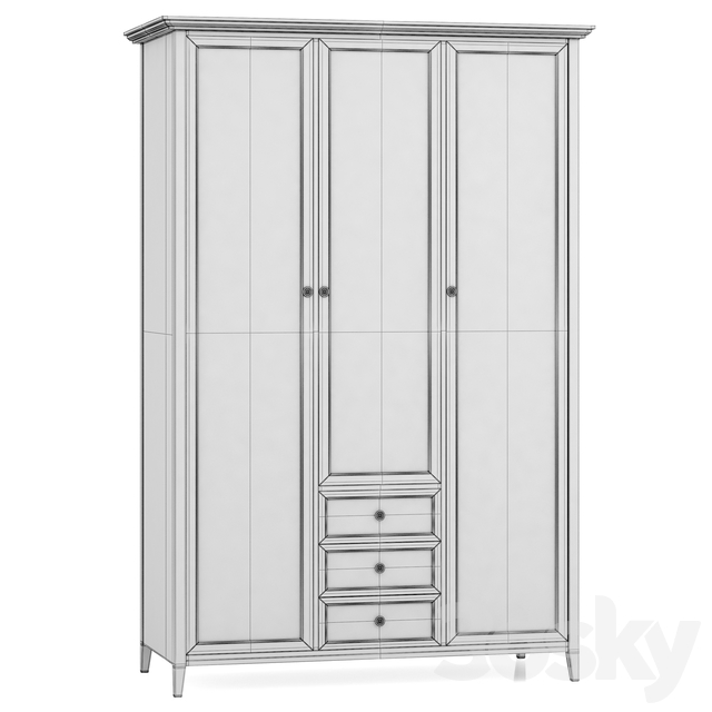 Dantone Home Junior wardrobe for children