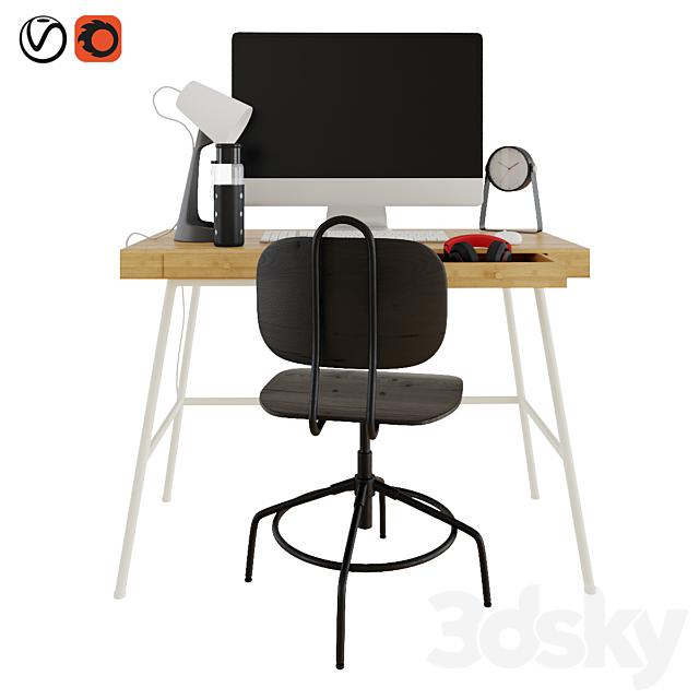 Office Furniture Ikea Working Desk