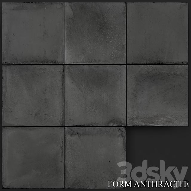 Yurtbay Seramik Form Anthracite