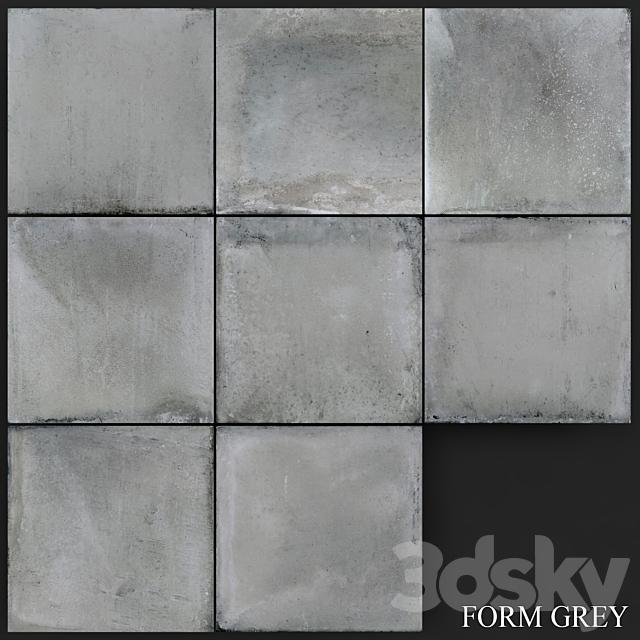 Yurtbay Seramik Form Gray