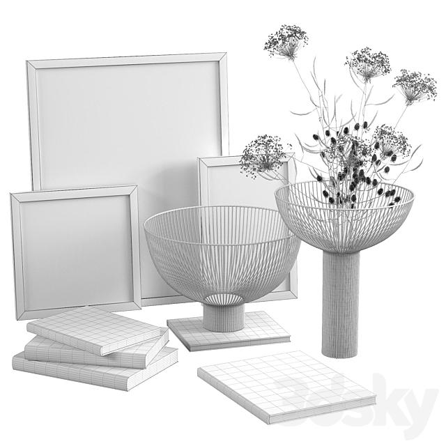 BoConcept Line Decorative Vase Set