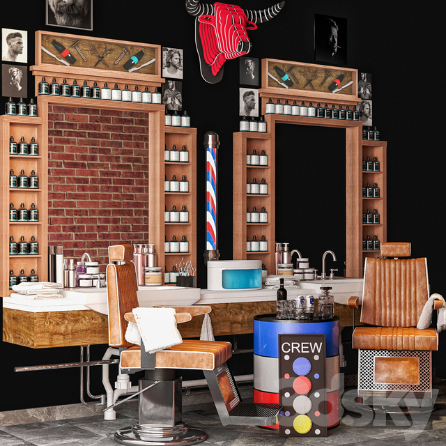 JC Barber Shop 3