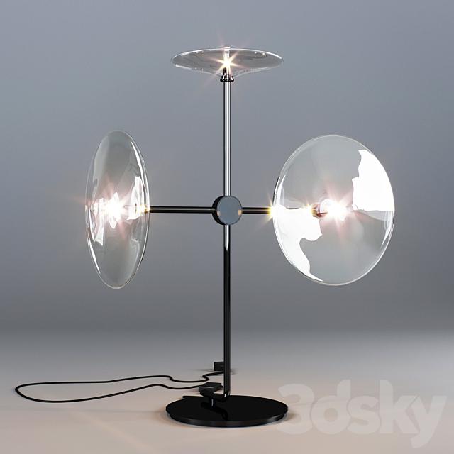 Fisionarte - Essenza - Big Table Lamp LT.1009 / 3