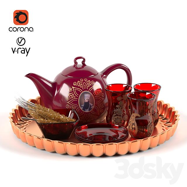 Shah Abbas Persian Tea