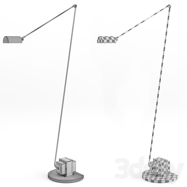 Floor lamps set