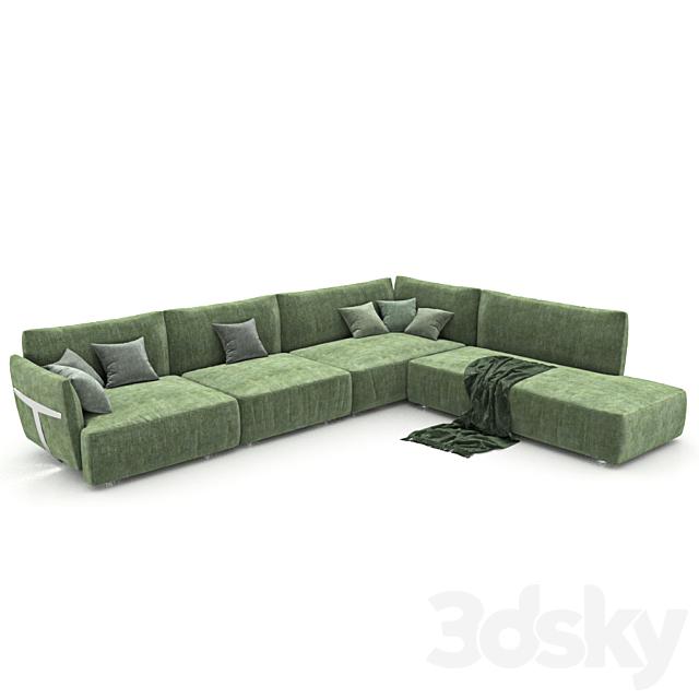 Sofa 99 - Natuzzi_herman 2981