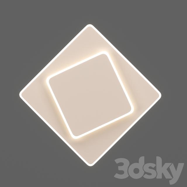 Mantra Technical Dakla Wall Light 6425-6427 Ohm