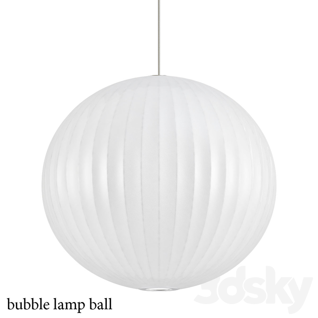 bubble lamp ball