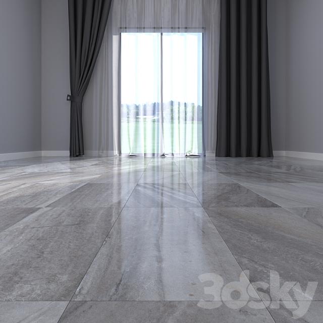 Marble Floor Evolution Mica Set 2